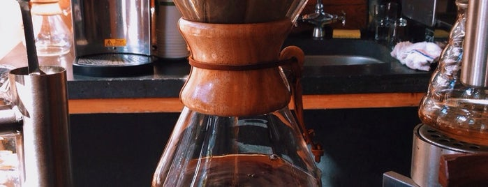 Four Barrel Coffee is one of 11 Bay Area Roasteries.