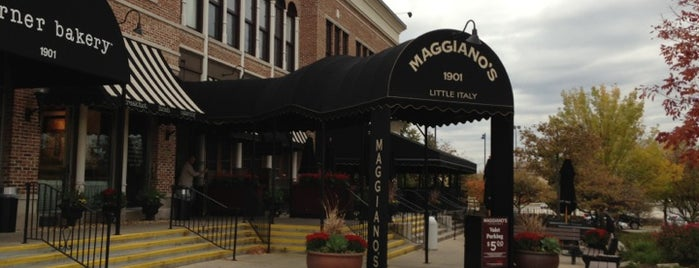 Maggiano's Little Italy is one of Fun w Friends.