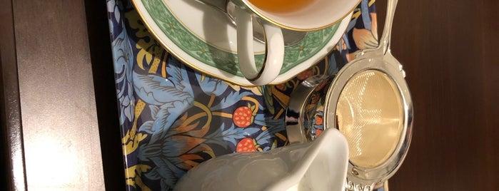 Cha-Mame Cafe is one of Locais curtidos por Alexandre.