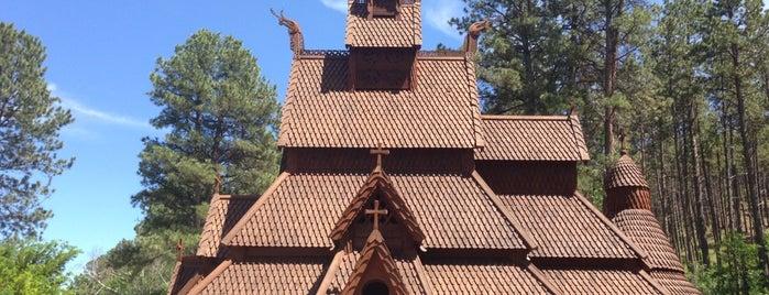 Chapel in the Hills is one of Posti che sono piaciuti a Corey.