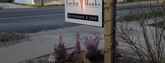 Lucky Hanks is one of Martha's Vineyard.
