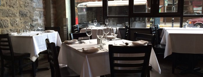 Vittoria Trattoria is one of Jenny's Saved Places.