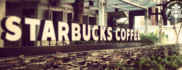 Starbucks is one of Starbucks outlets worthy of a visit.