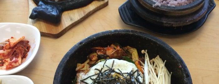 Seoul Tofu House & Korean BBQ is one of Lugares guardados de irina.