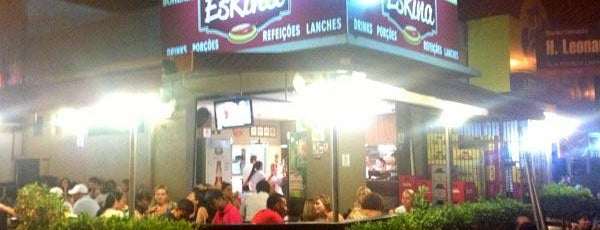 Eskina Bar e Restaurante is one of Bares.