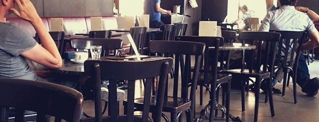 Café Drechsler is one of Vienna's wheelchair accessible restaurants.