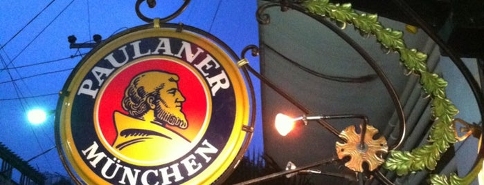 Paulaner Keller is one of Hipsterland.