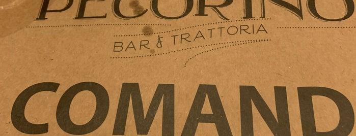 Pecorino Bar & Trattoria is one of Carlosさんの保存済みスポット.