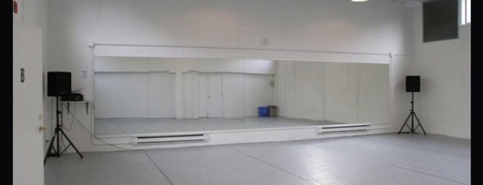 OIP Dance Centre is one of Canada.