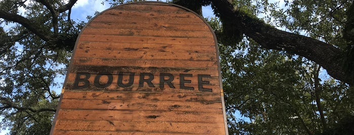 Bourrée at Boucherie is one of New Orleans - to try.