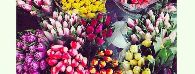 Квітковий ринок / Flower Market is one of Tempat yang Disukai Julka.