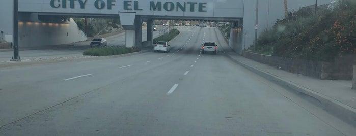 City of El Monte is one of Lugares favoritos de Stephen.