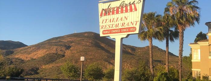 Nicolosi's - San Diego is one of Lugares favoritos de Rick.