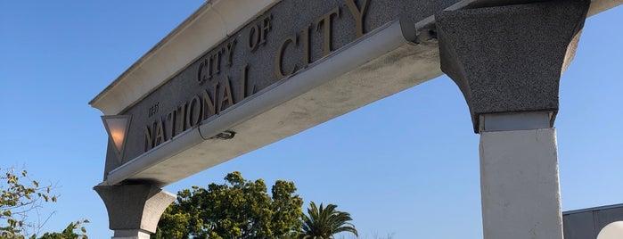 National City, CA is one of Sergio M. 🇲🇽🇧🇷🇱🇷 님이 좋아한 장소.