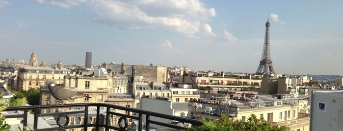 La Terrasse is one of Parisian.