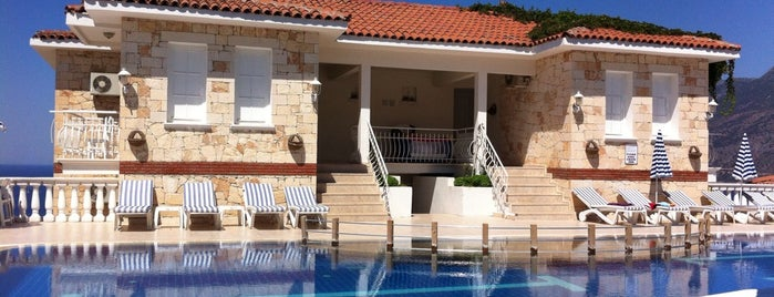 Hotel Eleni is one of Kas.