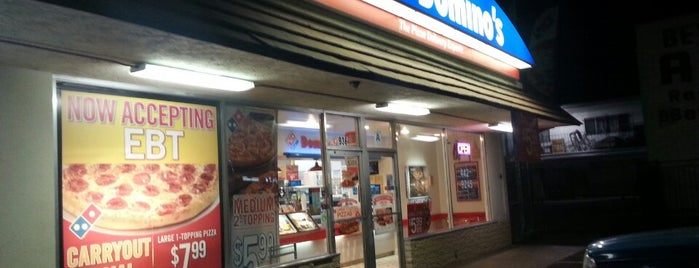 Domino's Pizza is one of SumofJb'sFavs.