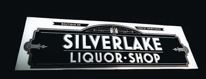 Silverlake Liquor is one of Retailers.