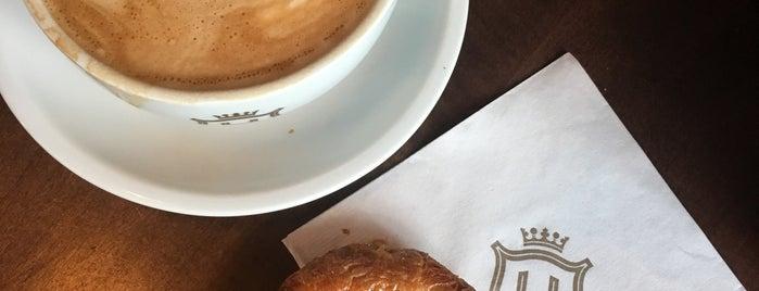 Honor Coffee & Tea is one of Locais curtidos por Sam.