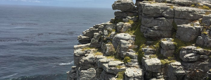Cape of Good Hope is one of South Africa.