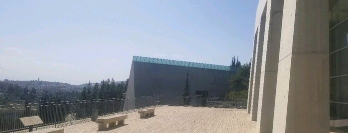 Holocaust History Museum is one of Israel.