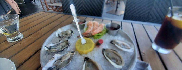 Trama's at One Willow is one of NJ // Eat, Drink, Visit.