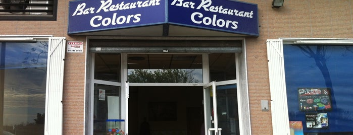 Colors Bar Restaurant is one of Bob 님이 좋아한 장소.