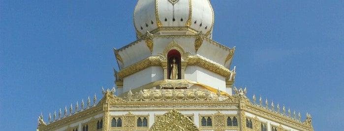 วัดเจดีย์ชัยมงคล is one of ร้อยเอ็ด Roi Et.