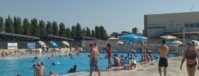 Campus Aquae is one of Pavia: sport.