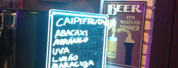 Bar do Americano is one of Tempat yang Disukai Helem.