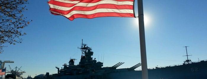 Battleship New Jersey Museum & Memorial is one of Ships modern.