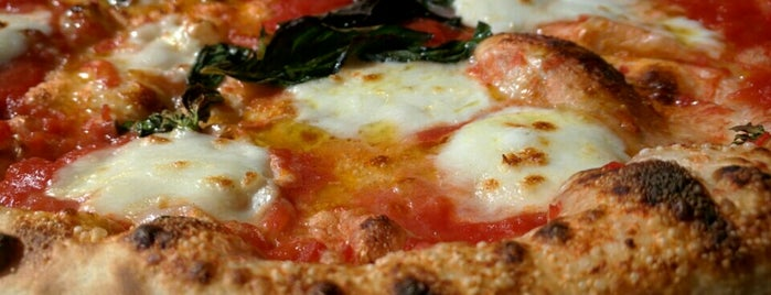 Queen Margherita Pizza is one of Food & Drink.