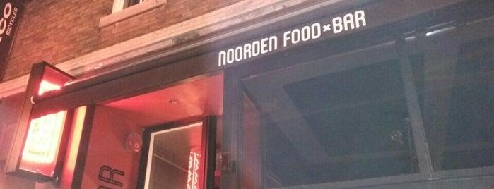 Noorden Food x Bar is one of Toronto Restaurants.