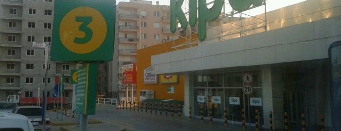 Kipa AVM is one of Ali K.'ın Beğendiği Mekanlar.