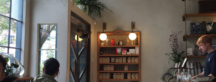 Sightglass Coffee is one of Posti che sono piaciuti a Ashleigh.
