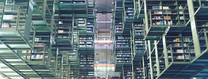 Biblioteca Vasconcelos is one of Ashleigh 님이 좋아한 장소.