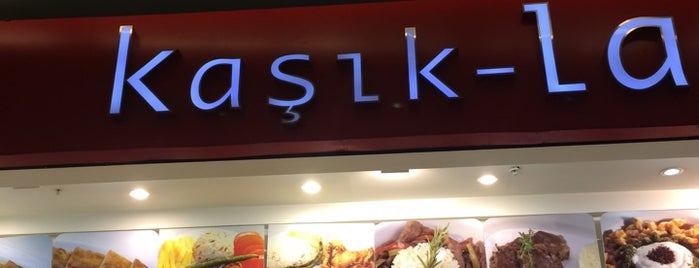 Kaşık La is one of Tempat yang Disukai Engin.