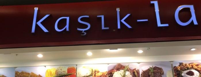 Kaşık La is one of สถานที่ที่ Engin ถูกใจ.