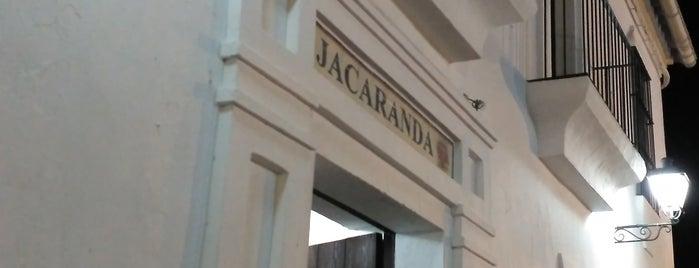 Restaurante Jacarandá is one of Lugares favoritos de Miquel.
