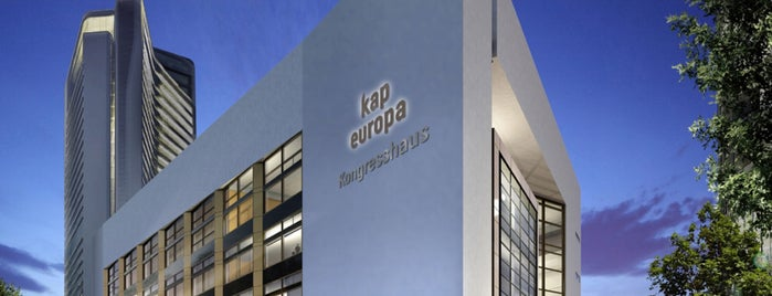 Kap Europa is one of Frankfurt.