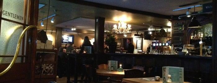 Grand Café Van Ruysdael is one of Café Top-100 2015.