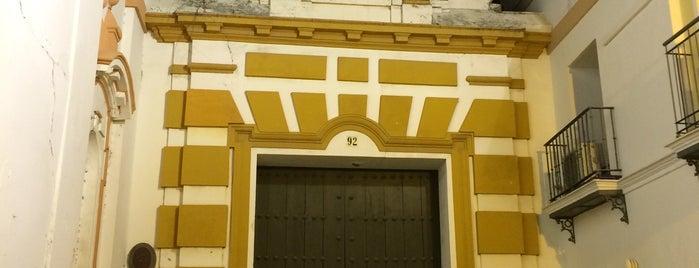 Monasterio San Clemente is one of Cosas que ver en Sevilla.