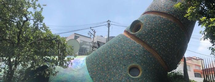 El Nido de Quetzalcóatl is one of Gespeicherte Orte von Jose Juan.