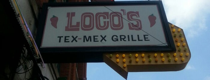 Loco's Bar & Grill is one of Must Visit Nightlife Spots in Detroit.