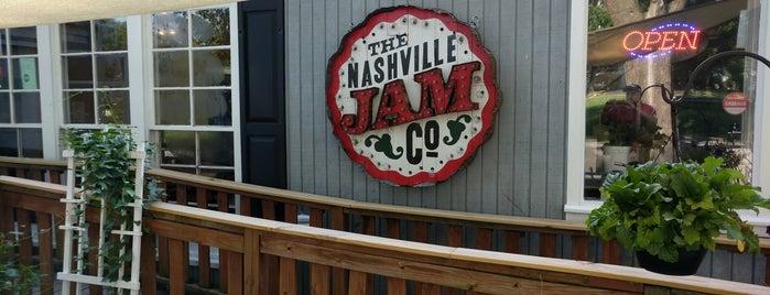 The Nashville Jam Co is one of สถานที่ที่ Dean ถูกใจ.
