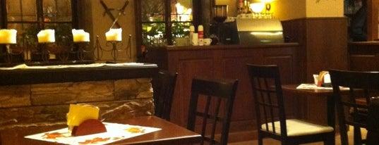 Restaurace Gotika is one of Patrik : понравившиеся места.