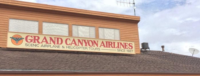 Grand Canyon National Park Airport (GCN) is one of US Airports 2.