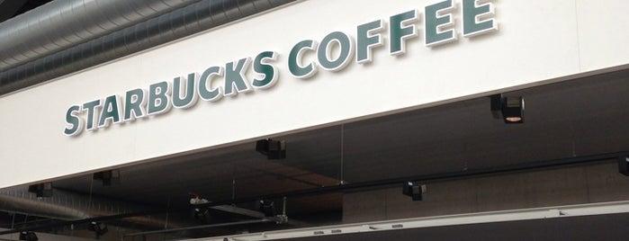 Starbucks is one of Karolína 님이 좋아한 장소.