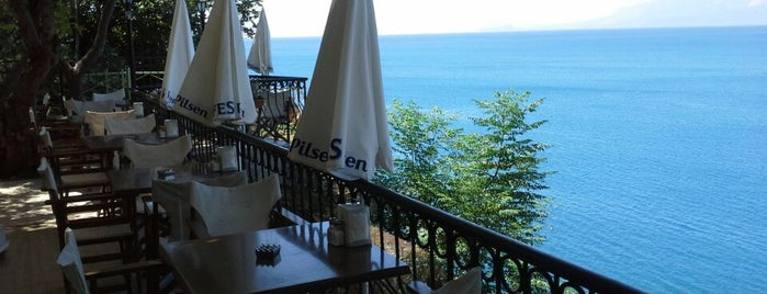 Castle Cafe & Bistro is one of AntaLya :)).