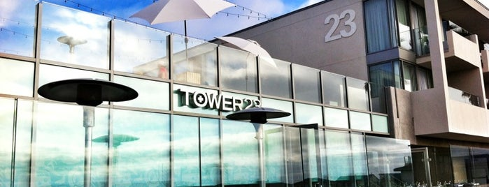 Tower23 is one of Approved Hotels.